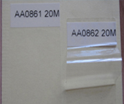 Clear Polyester Cable Labels