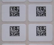 High Temperature PCB barcode Labels