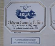 Hot Foil Stamped Paper Wine Labels