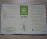 Polypropylene Cosmetic Bottle Labels