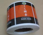 Synthetic Paper Waterproof Bottle Labels