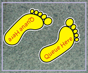Vinyl Floor Decals